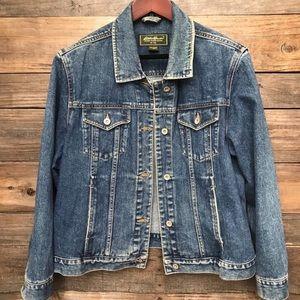Eddie Bauer Jean Jacket XL